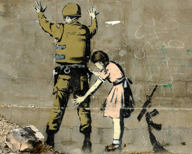 bank-16-girl-searching-soldier-can-we-get-banksy-thread-going-hd-wallpapers